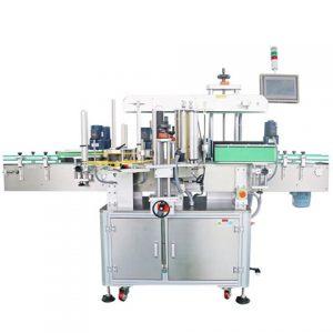 Máquina de rotulagem de cola úmida de produtos de fábrica para embalagem