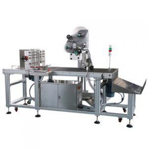 Máquina de rotulagem de garrafas opp