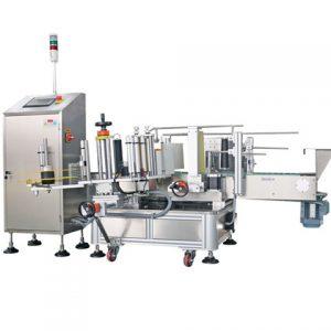 Máquina de etiquetagem para fabricantes de marca própria