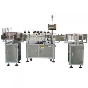 Máquina de rotulagem para salsicha