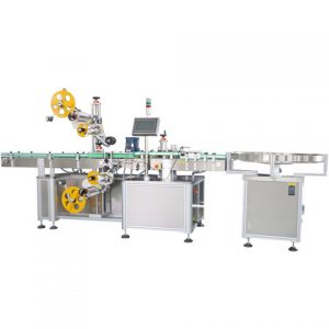 Beef Tin Cans Labeling Machine
