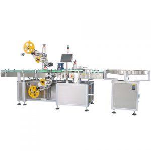 Máquina de rotulagem de latas de carne bovina