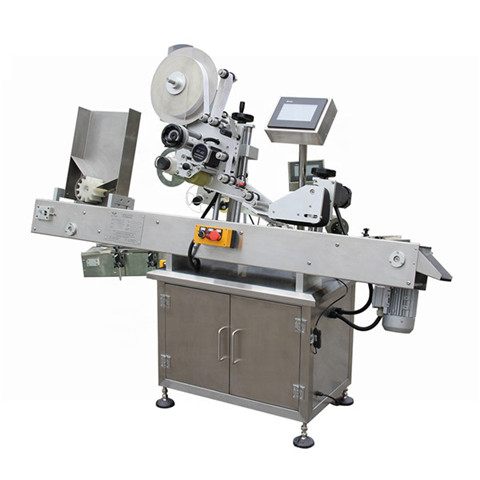 Top and Bottom Sides Automatic Labeling Machine, Labeling...