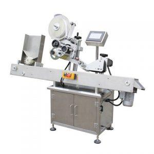 Máquina de rotulagem automática de tubos ampola de vidro de 10ml