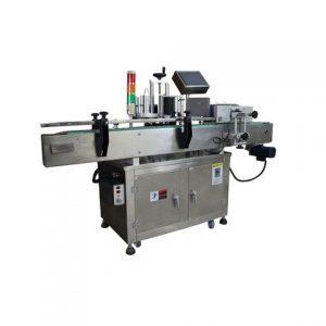 Máquina de rotulagem cosmética com núcleo de papel adesivo autoadesivo