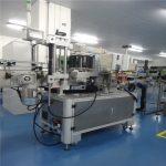 Máquina de rotulagem lateral e superior de prato de frutas China
