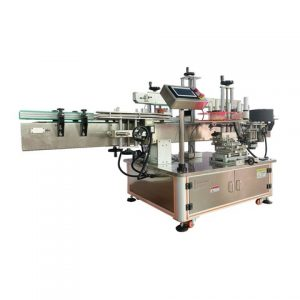 Garrafa de máquina de rotulagem