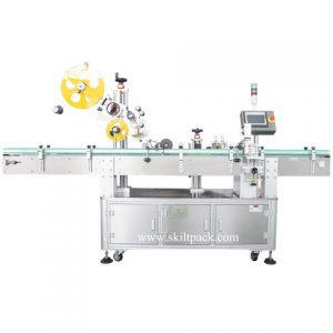 Máquina de rotulagem de garrafas de produtos Persnal Care
