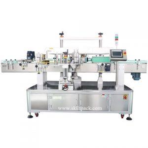 Máquina de rotulagem de cápsulas para perda de peso de adesivos horizontais