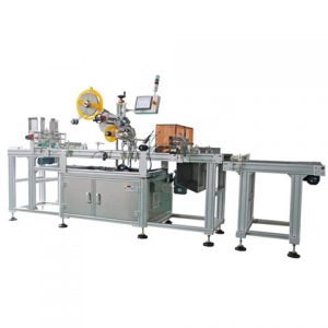 Factory Adhesive Square Bottle Labeling Machine