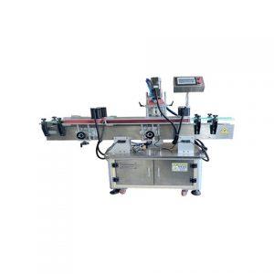 Fabricante de máquina de etiquetagem automática de baldes adesivos
