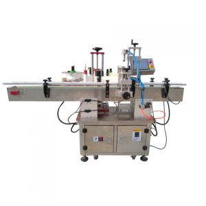 18 Liters Painting Cans Labeling Machine
