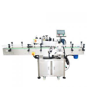 Máquina de rotulagem manual para garrafas de vinho de fácil operação