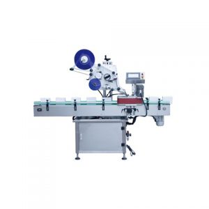 Machine To Label The Bottles Labeling Machine