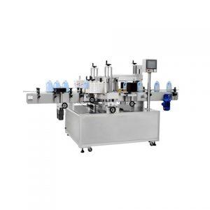 Máquina de rotulagem de adesivo de lata pode máquina de rotulagem de adesivo