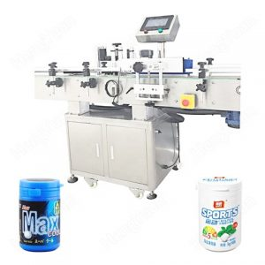 Spray Cans Label Applicator