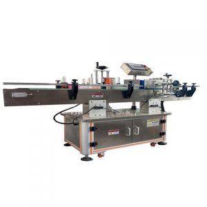 Máquina de rotulagem horizontal para batom