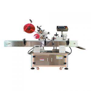 Máquina de rotulagem de potes de vidro