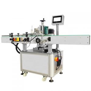 Fixed Position Linear Automatic Labeling Machine