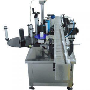 Máquina de rotulagem de adesivos autoadesivos para garrafas redondas