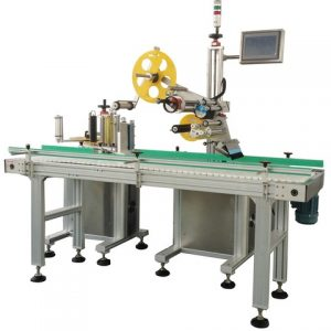 Cylindrical Tube Labeling Machine Labeler