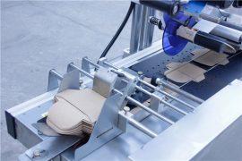 Detalhes da máquina de etiquetagem de adesivos de paginação automática