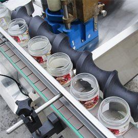 Detalhes da máquina automática de etiquetagem com cola úmida